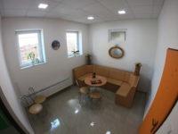 Regeneračné centrum - interiér