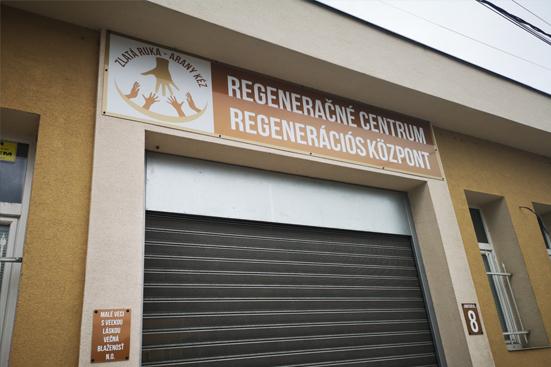O nás - Regeneračné centrum